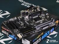 图形化双BIOS 技嘉GA-B85-HD3主板促销