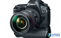 可拍摄4K视频 佳能全幅单反5D4单机降价
