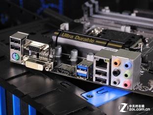 技嘉GA-B85-HD3 I/O接口图