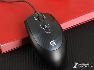 罗技 G100s黑色 外观图