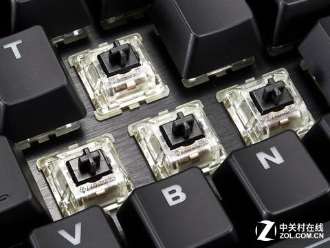 引领时代 高端机械键盘也玩悬浮式按键