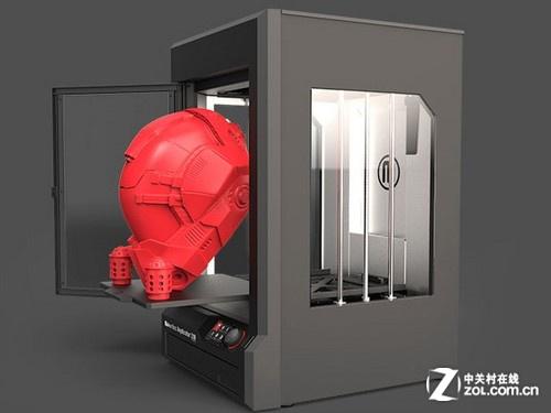 Makerbot3D扫描仪Digitizer国内首测