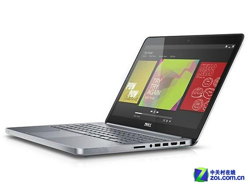 新i7芯强显触控屏 戴尔灵越15 7000上市