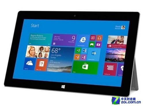 经销商同步首发 微软Surface 2售3288元