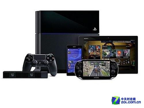 次世代真谛 PS4摄像头支持语音面部识别