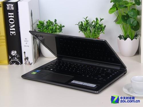 Acer V5-473灰色 外观图