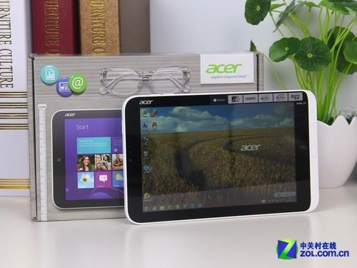 Acer W3-810  外观图