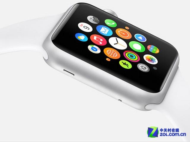 竟然这么火? 苹果Apple Watch销量曝光