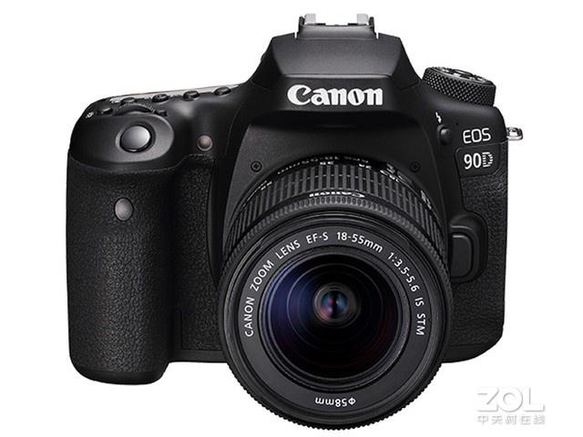 佳能EOS 90D套机(18-55mm)售价7999元