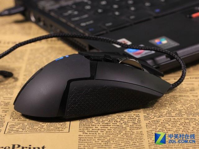 罗技 G502黑色 外观图