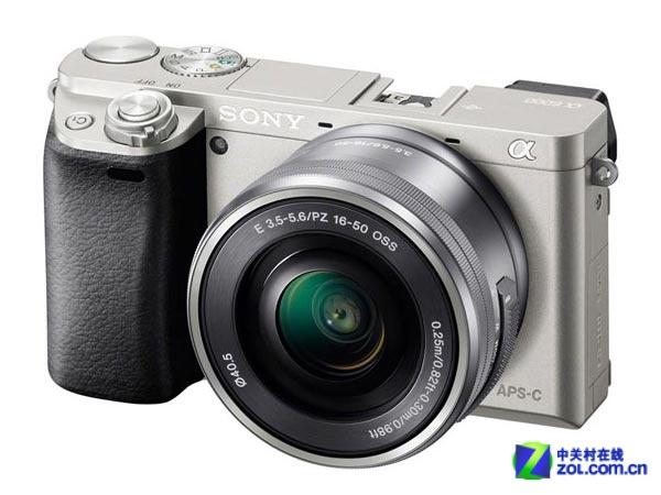 16-50mm镜头 索尼A6000套机报价3650元