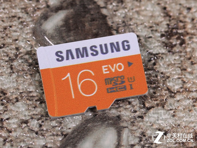不足30元  三星16GB存储卡京东热销