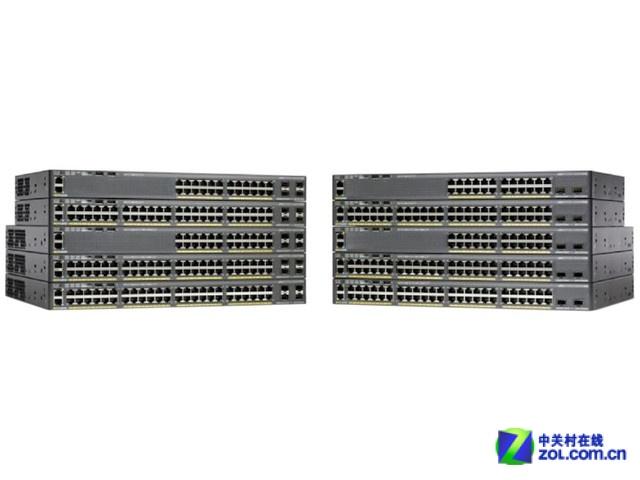 性能强大 WS-C2960X-24TS-L售价4300元