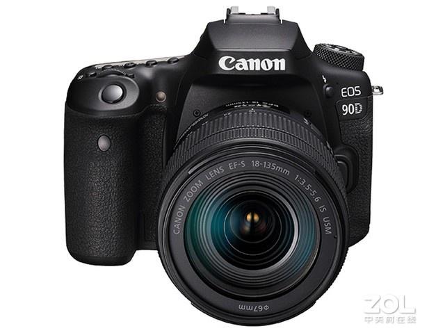 618促销 佳能 EOS 90D套机(18-135mm)