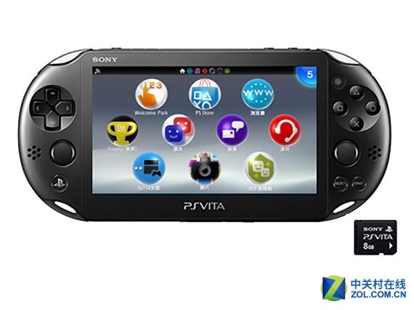 玩转新世界 索尼 PSV2000 热销售937元