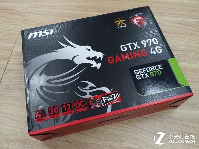 红黑经典 微星GTX970 GAMING现售2399
