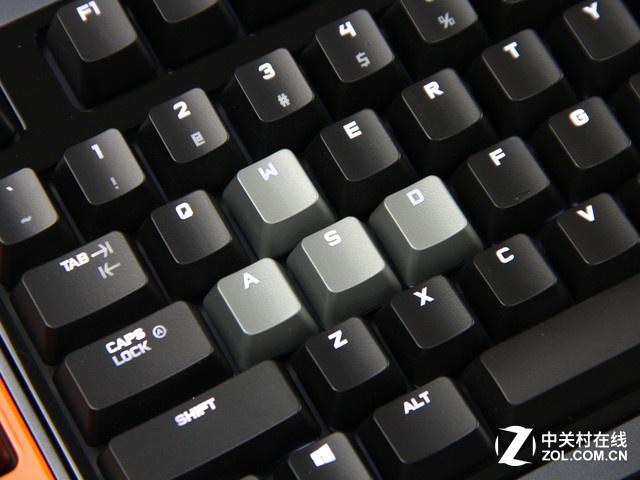 罗技 G710+黑色 细节图