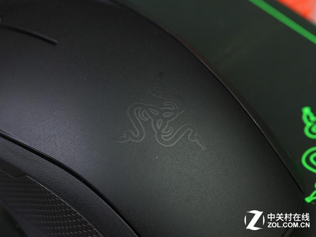 Razer 金环蛇2013黑色 细节图