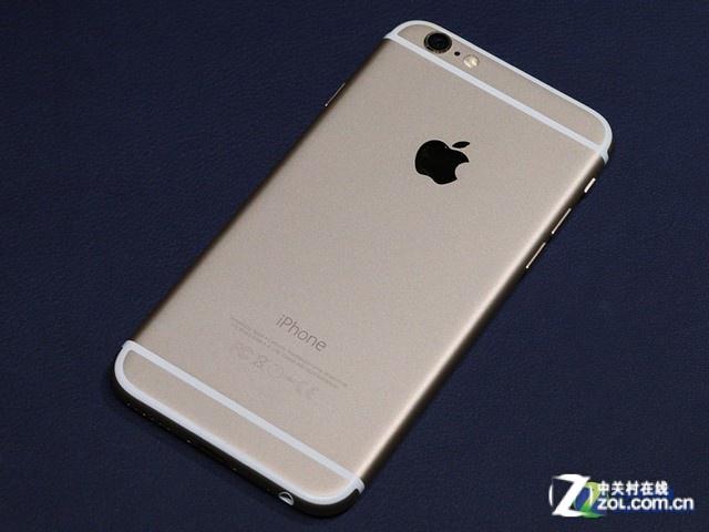 双4G实用性更强 苹果iPhone6报价5199元