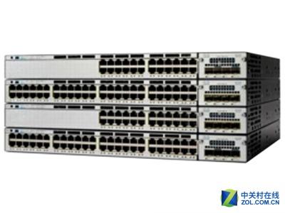 企业网核心优选 思科C3750X交换机促销