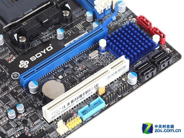 速龙X4 860K绝配 梅捷A68仅售399元