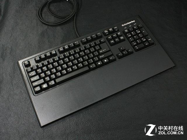 SteelSeries 7G黑色 外观图