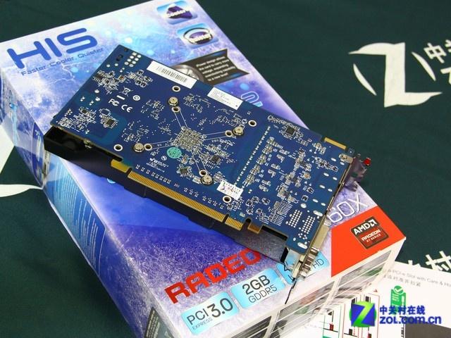 低温度成就高频 HISR7-260X京东售1099