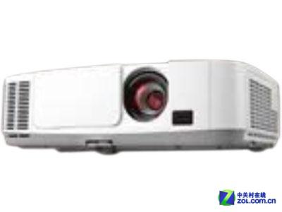灵活便捷 NEC PE501X+商务投影机9200元