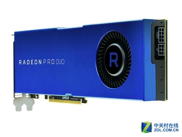 AMD Radeon Pro Duo 32GB售价4599元