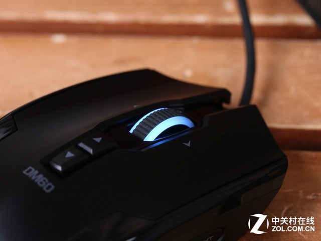 低调的实力派 达尔优DM60游戏鼠标299元