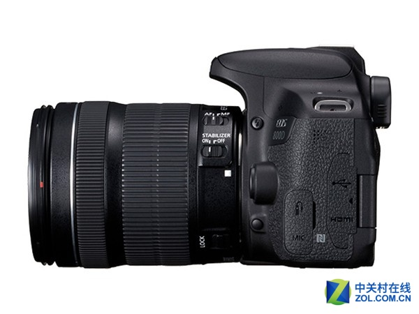 摄影初哥之选 佳能EOS 800D套机送配件