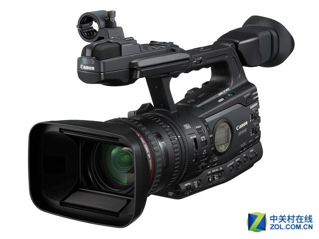 高画质 佳能XF315数码摄像机售23500元