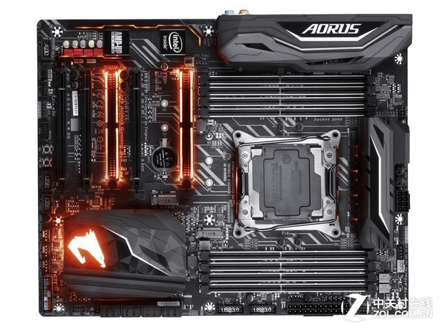 性能出色 X299 AORUS Gaming 3售2899元