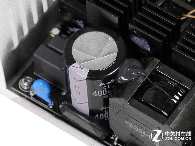 超强效能钛金认证 鑫谷GP600T电源499元