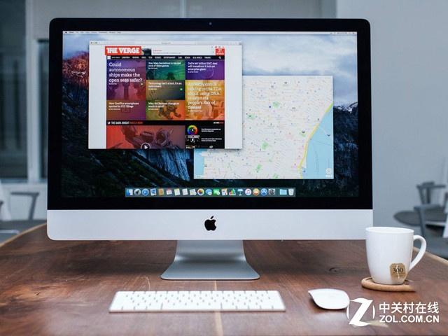 超强性能 苹果iMac(MK482CH/A) 14288元