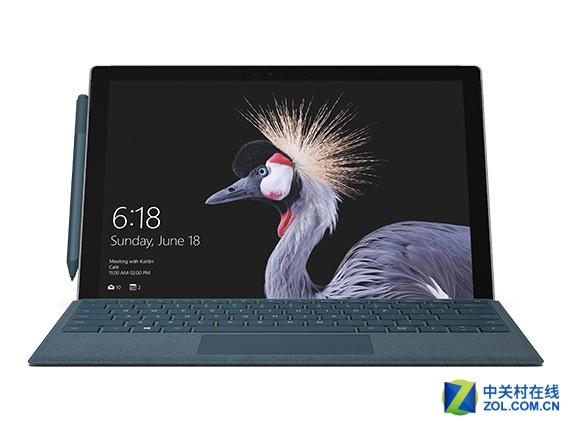 简约时尚 微软New Surface Pro售5300元