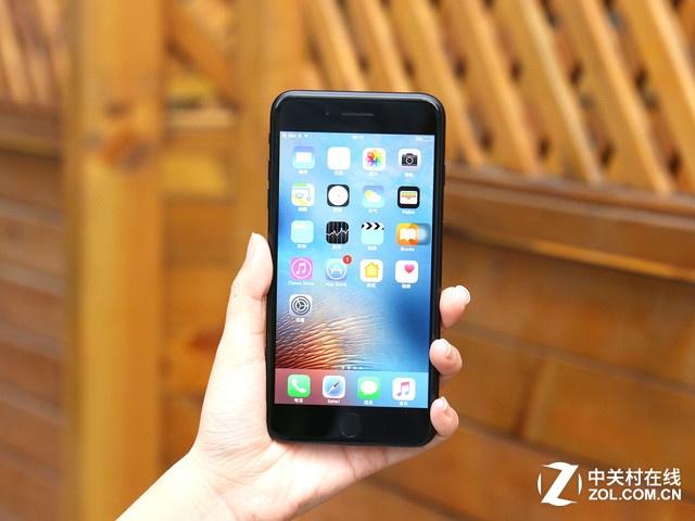 苹果 iPhone 7 Plus(全网通)黑色国行5500元