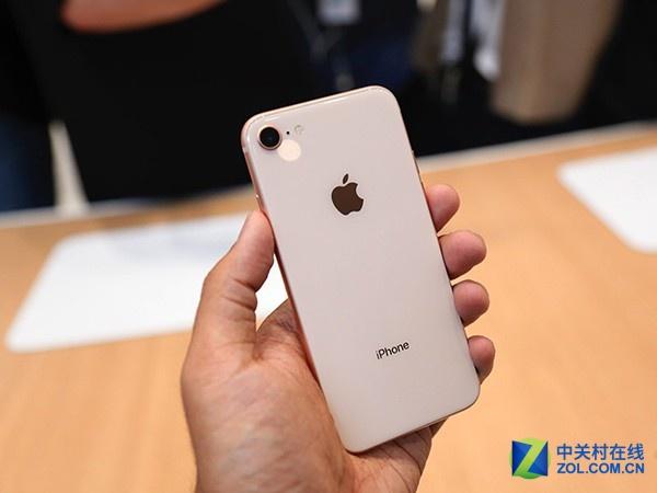 iPhone8领衔 这些爆款手机在天猫抢疯了