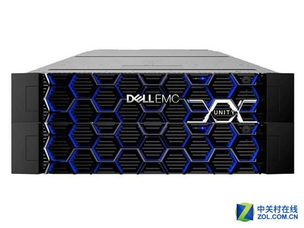 深圳IT网报道:Dell EMC Unity 350F存储售价170000元