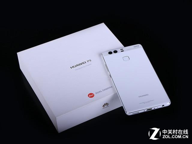 徕卡双镜头 华为P9手机高配版 2588元