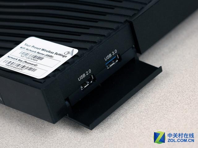 NETGEAR R8500 接口图