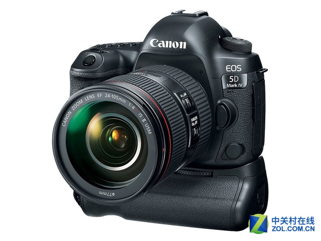 三千万像素4K影像 佳能5D4单机24280元