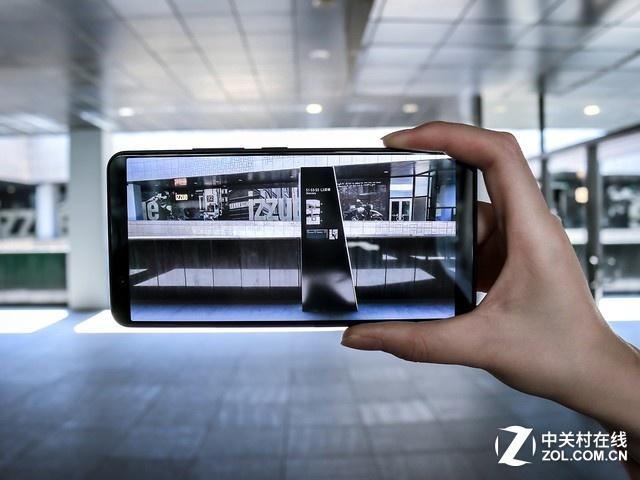 逆光也清晰 上京东买全面屏手机vivo X20
