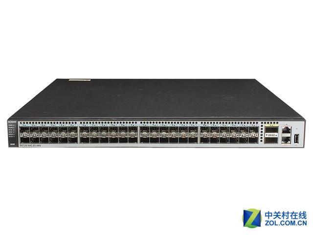 端口丰富 S6720-54C-EI-48S-AC售23000