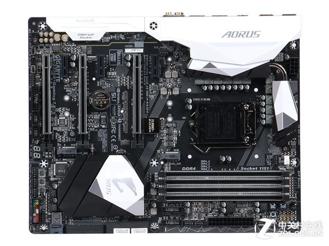 技嘉Aorus Z270X-Gaming 7主板售2399元