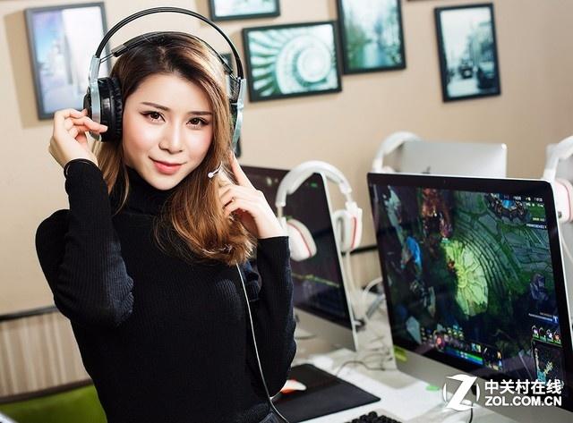 硕美科G951电竞游戏耳机 京东商城399元