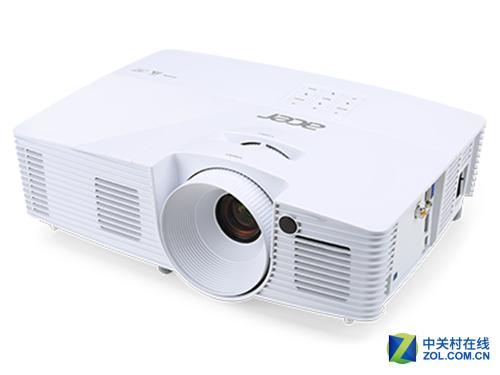 宏碁3300流明 商教投影机X125H促销