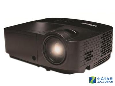 3D高亮度 富可视IN114X投影机售5999元