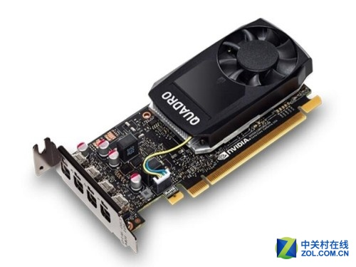 NVIDIA Quadro P1000 4GB售价1990元