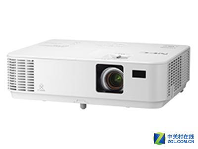 简单上手 NEC CR3125投影机售价4199元